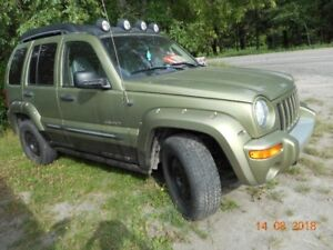 2004 Jeep Liberty Camionnette