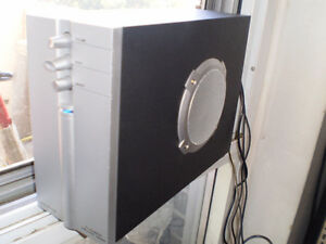 Dell Centrios 2.1 amplified (computer) subwoofer speaker system
