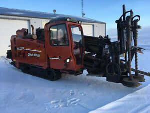 JT 4020 Ditch Witch Directional Drill