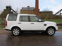 2014 14 LAND ROVER DISCOVERY 3.0 SDV6 XS 5D AUTO 255 BHP DIESEL