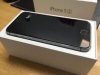 iPhone 5s 16 gig on o2 & giffgaff Excellent condition comes boxed