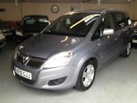 Vauxhall/Opel Zafira 1.6 ( 115ps ) 2010MY Energy