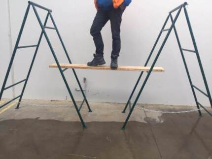 Factory direct !Brand new Steel Bricklaying trestle: 1.5m availab