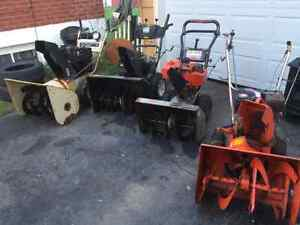 CASH PAID FOR OLD SNOWBLOWERS!!! Cornwall Ontario image 3