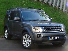 Land Rover Discovery 4 3.0SDV6 ( 255bhp ) auto XS Commercial CAT D