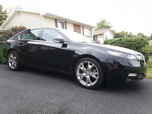 2013 Acura TL SH-AWD ELITE Sedan