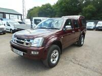 2004 ISUZU RODEO DENVER 3.0 TD 4X4 DCB AUTOMATIC AIR CONDITIONING PICK UP DIESEL
