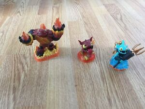 3 Skylanders Giants for sale