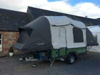 NEW OPUS Full Monty Inflatable Trailer Tent