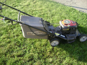 Craftsman self propelled mower