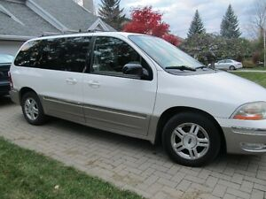 2002 Ford Windstar SEL Luxury Fourgonnette, fourgon