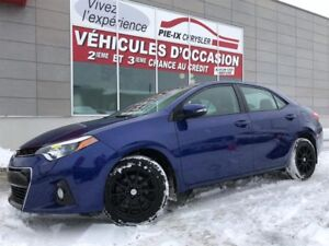 Toyota Corolla S+MAGS+CAMERA+A/C+GR.ELEC+WOW! 2016