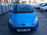 Ford Ka 1.2 Style + 3 DOOR - 2009 09-REG - FULL 12 MONTHS MOT