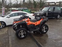 For sale is an quadzilla x8 in great con