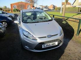 Ford Fiesta 1.25 ( 82ps ) 2009MY Style +80