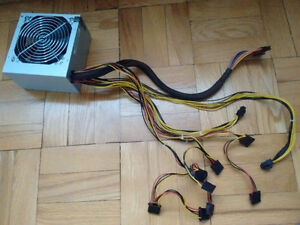 Thermaltake 500w Power Supply