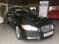 2009 58 Jaguar XF Premium Luxury,Full Leather