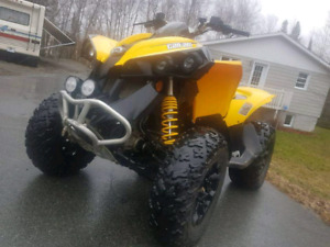 Can-Am renegades 800r