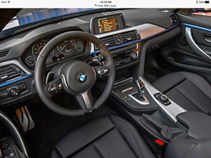 2014 BMW 4-Series 428 ix Coupe (2 door) lease takeover