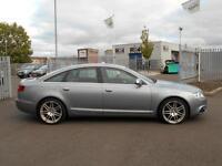 2010 Audi A6 Saloon 2.0 TDI S Line 4dr