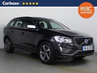 2016 VOLVO XC60 D4 [190] R DESIGN Nav 5dr AWD Geartronic SUV