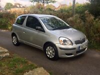 Ideal First Car!!! Toyota Yaris 1.0 VVTI T-3 with only 88k & New MOT