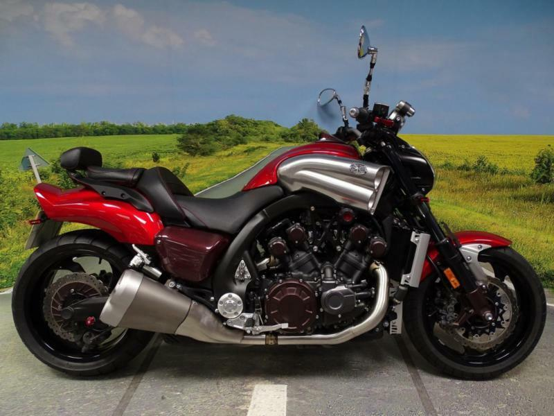 yamaha vmax 1700 v max 2012 low mileage stunning bike stunning price in stoke on trent. Black Bedroom Furniture Sets. Home Design Ideas
