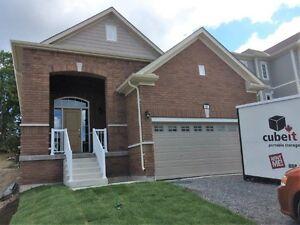 Winter rental Brand new main floor bungalow !