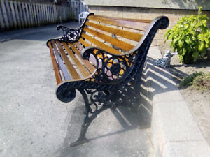 Garden Bench, heavy duty