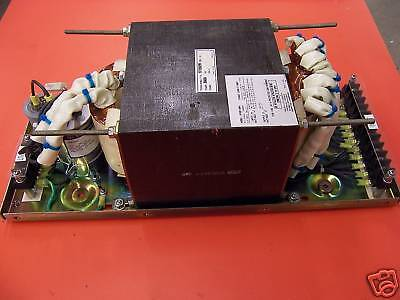 Teal Ac Power Conditioner Isolation Transformer 3.8 Kva M78e100m Teradyne 18xx