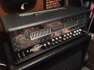 Mesa Dual Rectifier 100 watt head