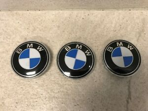 BMW CENTER CAPS