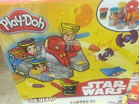 Bargain! Brand new star wars millennium falcon play doh