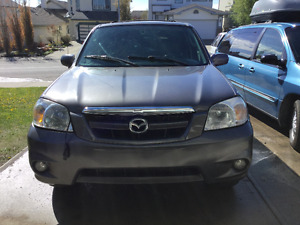 2006 Mazda Tribute SUV, Crossover