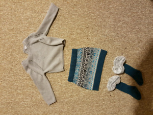 Christmas outfit for 18 months old girl