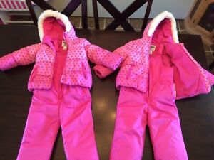 Osh Kosh 4T Snowsuits