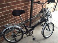 2 X Fold up Bikes