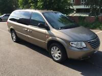Chrysler Grand Voyager2.8CRD auto LimitedXS PERFECT EDITION. STOW & GO.