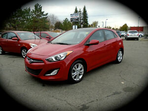 2013 Hyundai Elantra GT, PANORAMIC ROOF, POWER&HEATED SEATS 6Spe