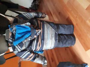 Manteau d'hiver nanö 2-3 ans