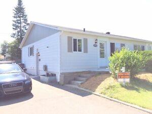 Maison à vendre Boisbriand 208000$
