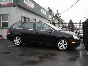 2009 Volkswagen Jetta Wagon:Yes Only 124Kms,Sun Roof,Must See!