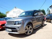 2011 61 Land Rover Range Rover Sport 3.0 SD V6 Autobiography - rac dealer