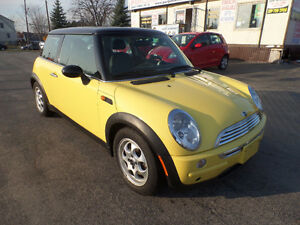 2002 MINI COOPER COUPE ONLY $3995