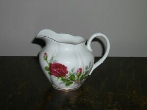 ROYAL ALBERT ROYAL CANADIAN ROSE FINE BONE CHINA FOR SALE!