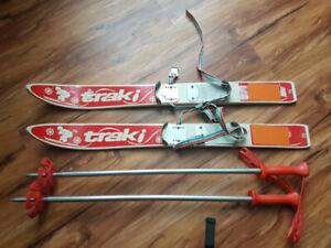 Ski enfant pour débuter