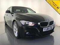 2014 BMW 320D M SPORT AUTO DIESEL SAT NAV LEATHER HEATED SEATS SERVICE HISTORY