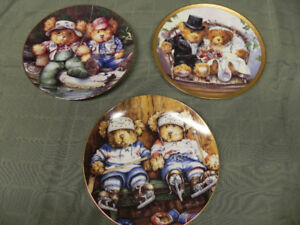 Laura Berry Collector Plates