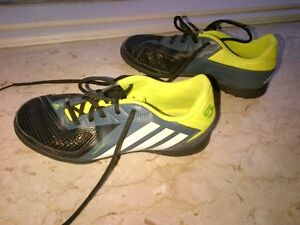 adidas indoor turf soccer cleats - size 5.5 & 7 - LIKE NEW