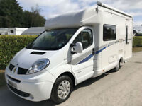 Bentley Colbalt Compact Low Profile Motorhome Renault Trafic 2.0 DCI NOW SOLD